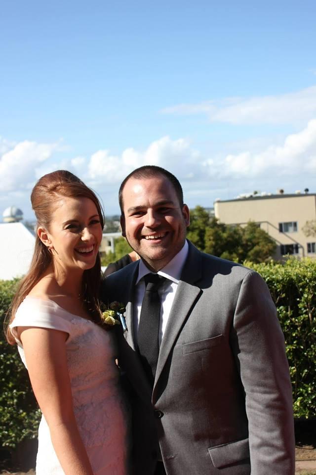Ryan and Rebecca